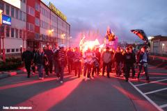 2009-12-12 HV71-FBK (Publikfesten)