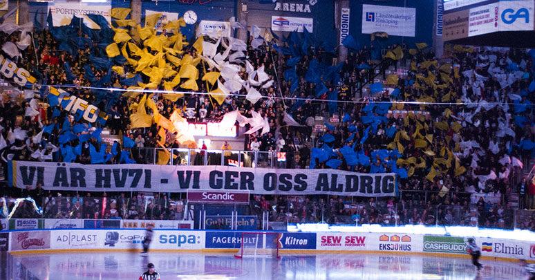 Photo of Media från HV71 – AIK