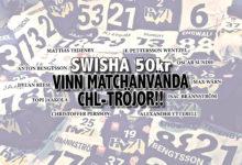 Photo of SWISHA 50KR – VINN MATCHANVÄND CHL-TRÖJA