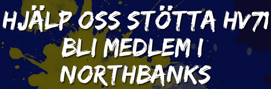 Bli medlem i Northbanks