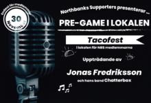 Photo of Livemusik & Tacofest i lokalen 30/11