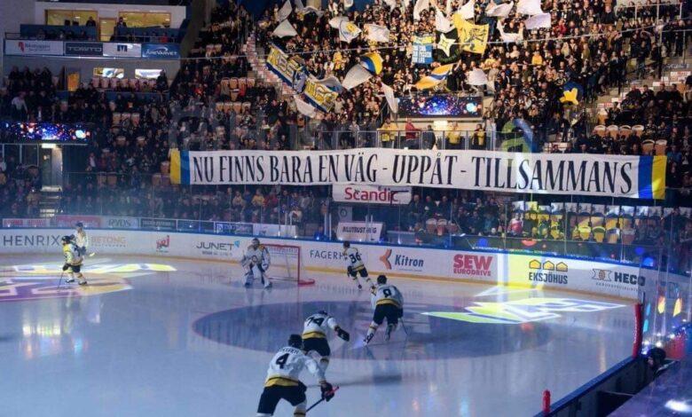 Photo of HV71:s svar på fansens frågor