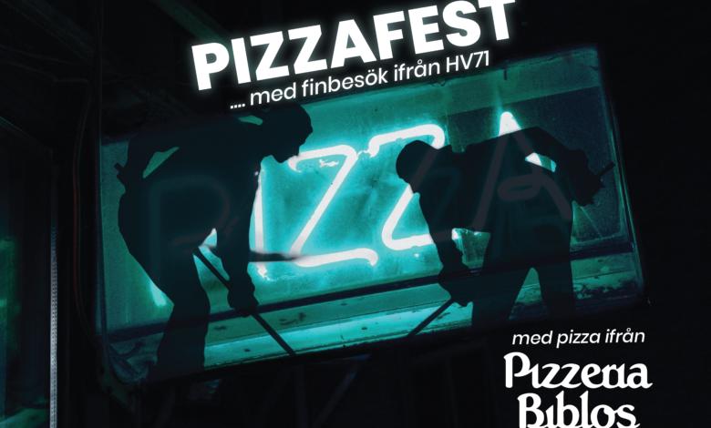 Photo of Pizzafest & spelarträff för alla medlemmar!